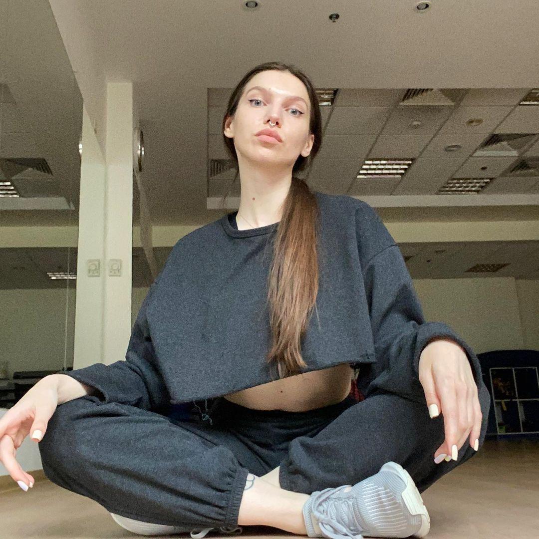 Фитнес-тренер Александра Потапова
