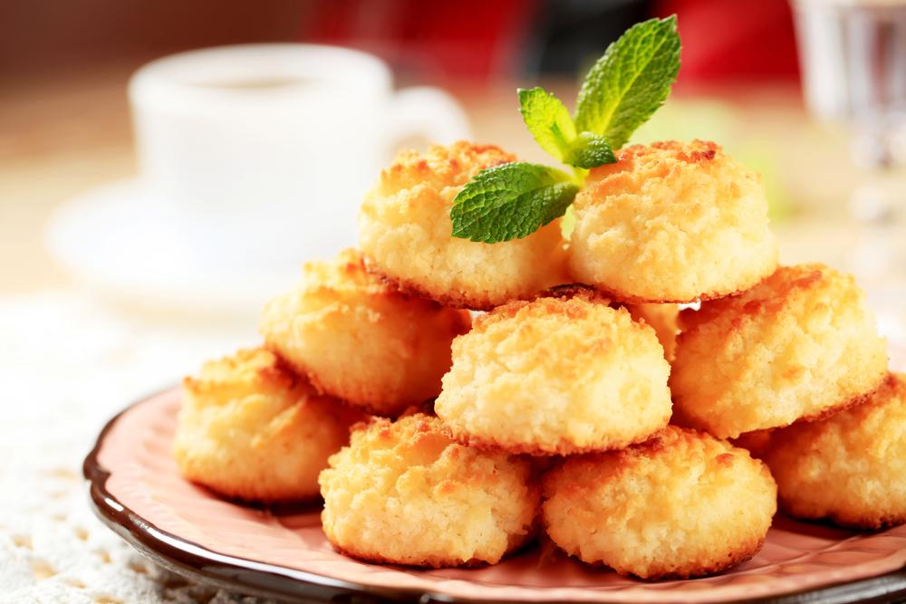 Готовим печенье для детей