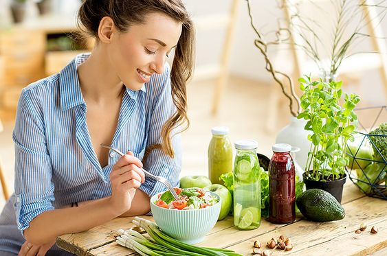 Правильное питание - залог здоровья: ТОП-4 полезных диеты