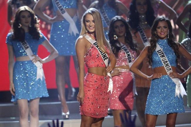 Диана Гаркуша заняла третье место на конкурсе