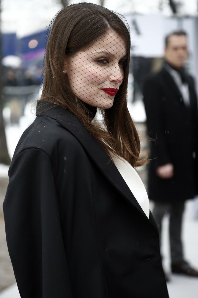 Актриса и модель Летиция Каста