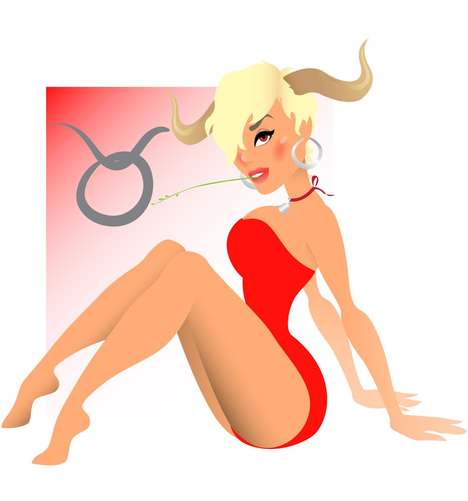 Девушки Тельцы чрезвычайно сексуальны