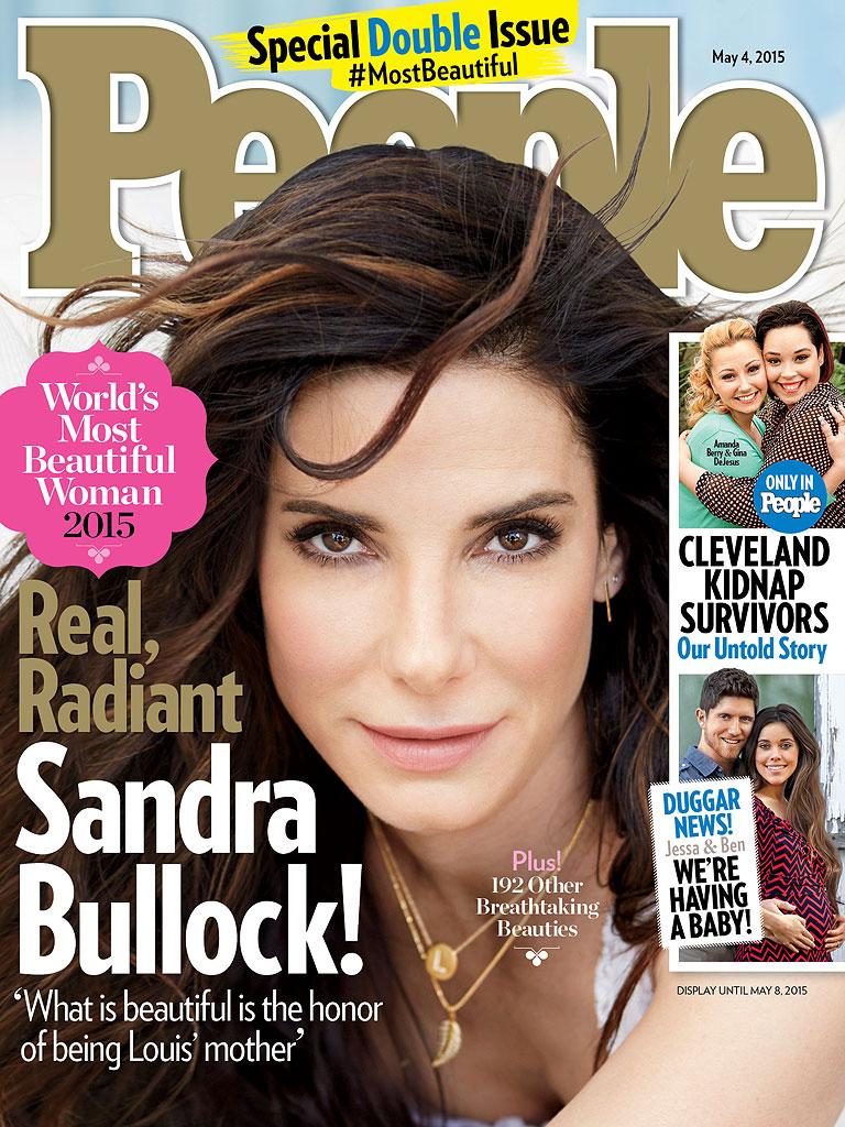 50-летняя Сандру Баллок признали самой красивой женщиной мира