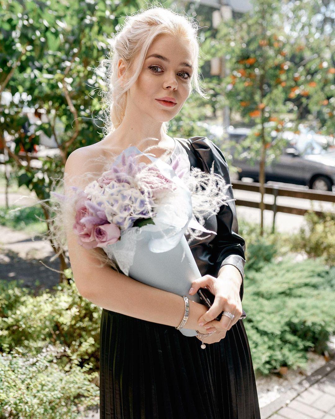 Алина Гросу спровоцировала слухи о романе со взрослым актером