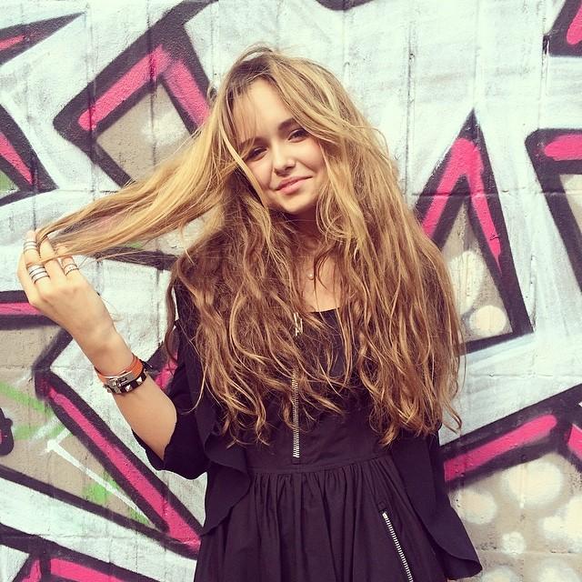 Стефании Маликовой всего 14 лет, но ее популярность может затмить отцовскую