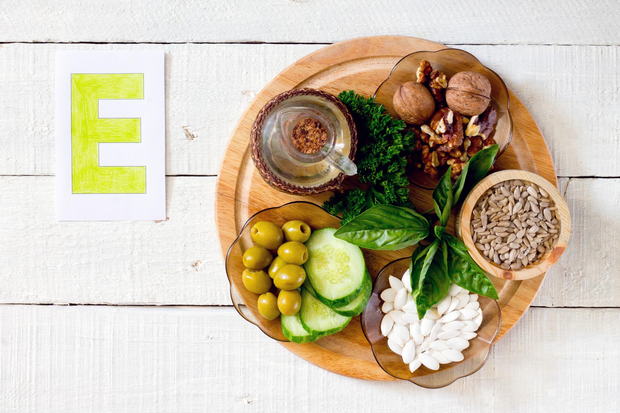 Почему организму нужен витамин Е