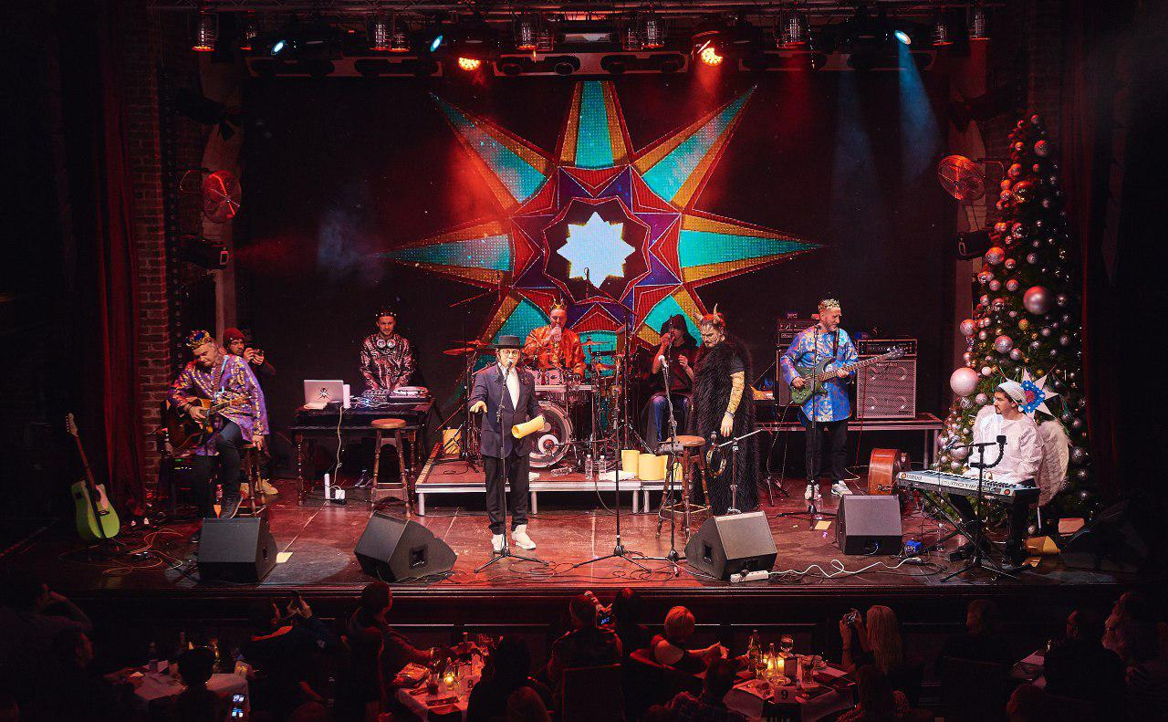 ТНМК на Рождественском концерте