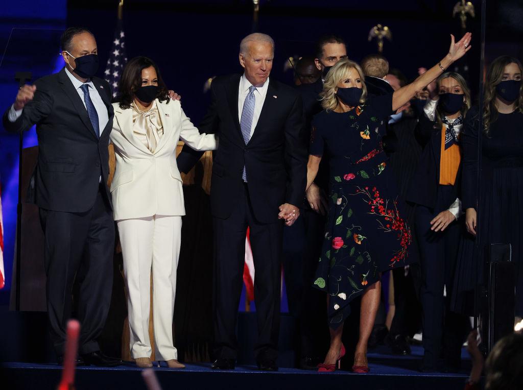 Стиль Джилл Байден: модные правила новой первой леди США