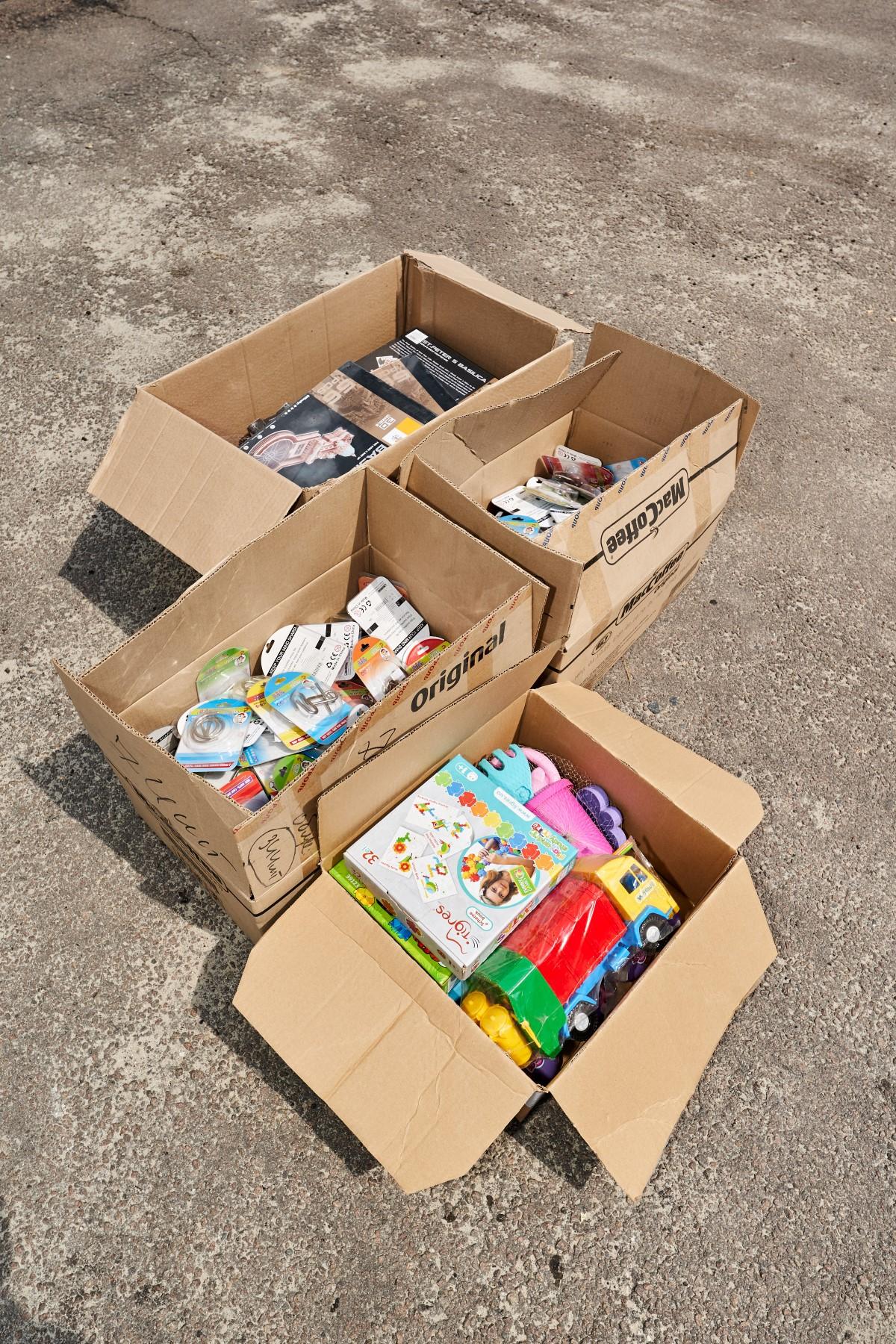 В честь 20-річчя WOG роздав понад 12 тисяч іграшок
