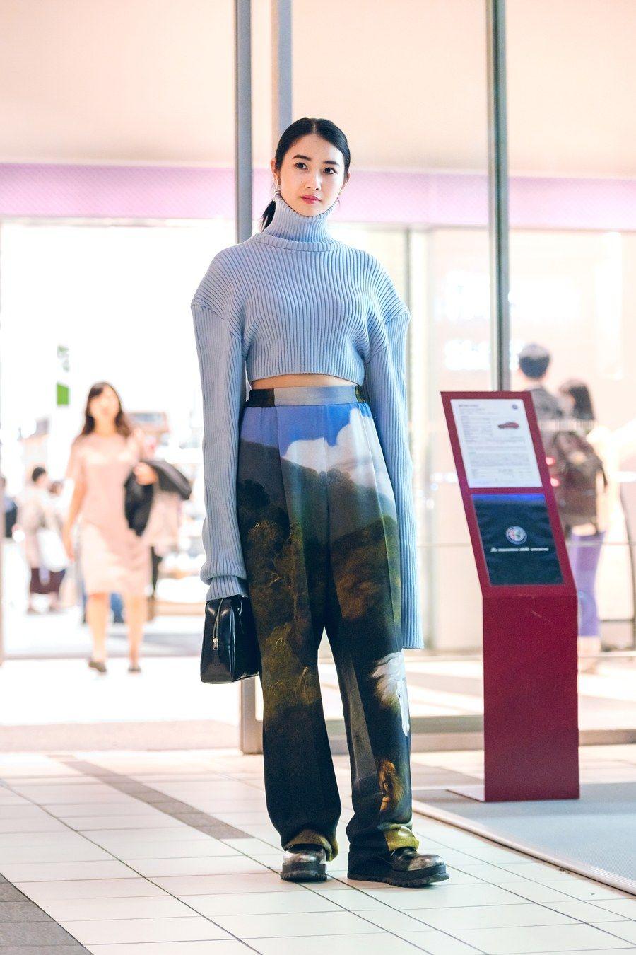 Как одеваются жительниц самых модных городов мира: Токио