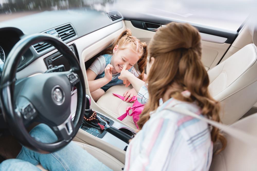 Игры на внимательность в машине