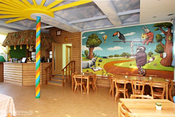 кафе для детей киев