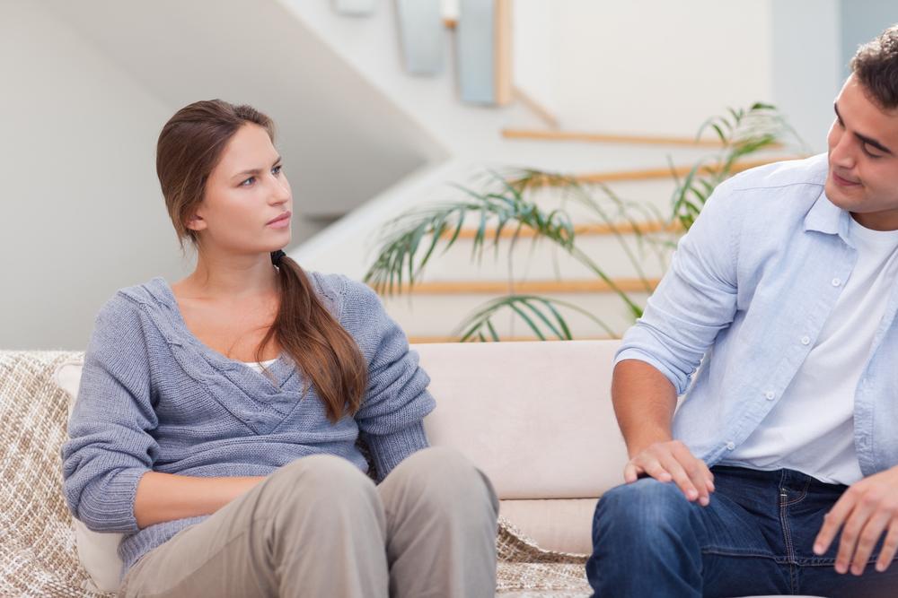 Важно слушать и слышать своего партнера