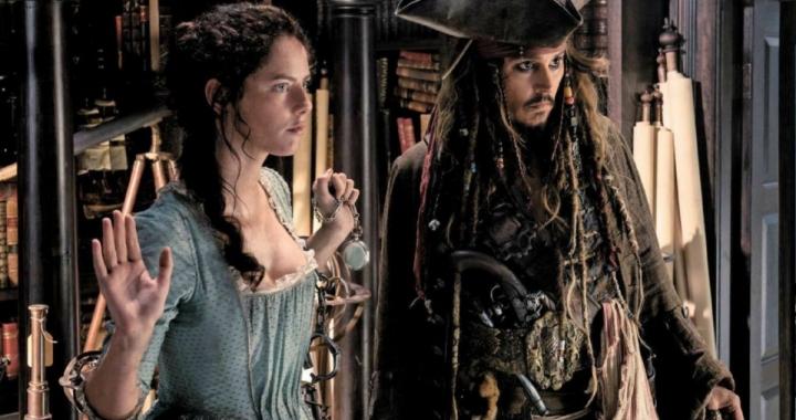 Пираты карибского моря секс игра