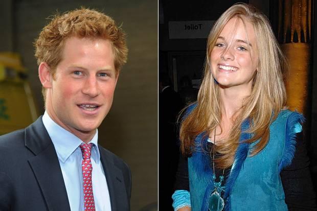 Невеста принца Гарри, Крессинда Бонэс, сыграла роль участницы группы поддержки
