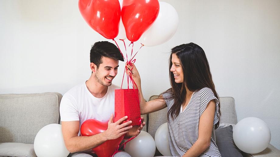 Идеальный подарок на День святого Валентина для него