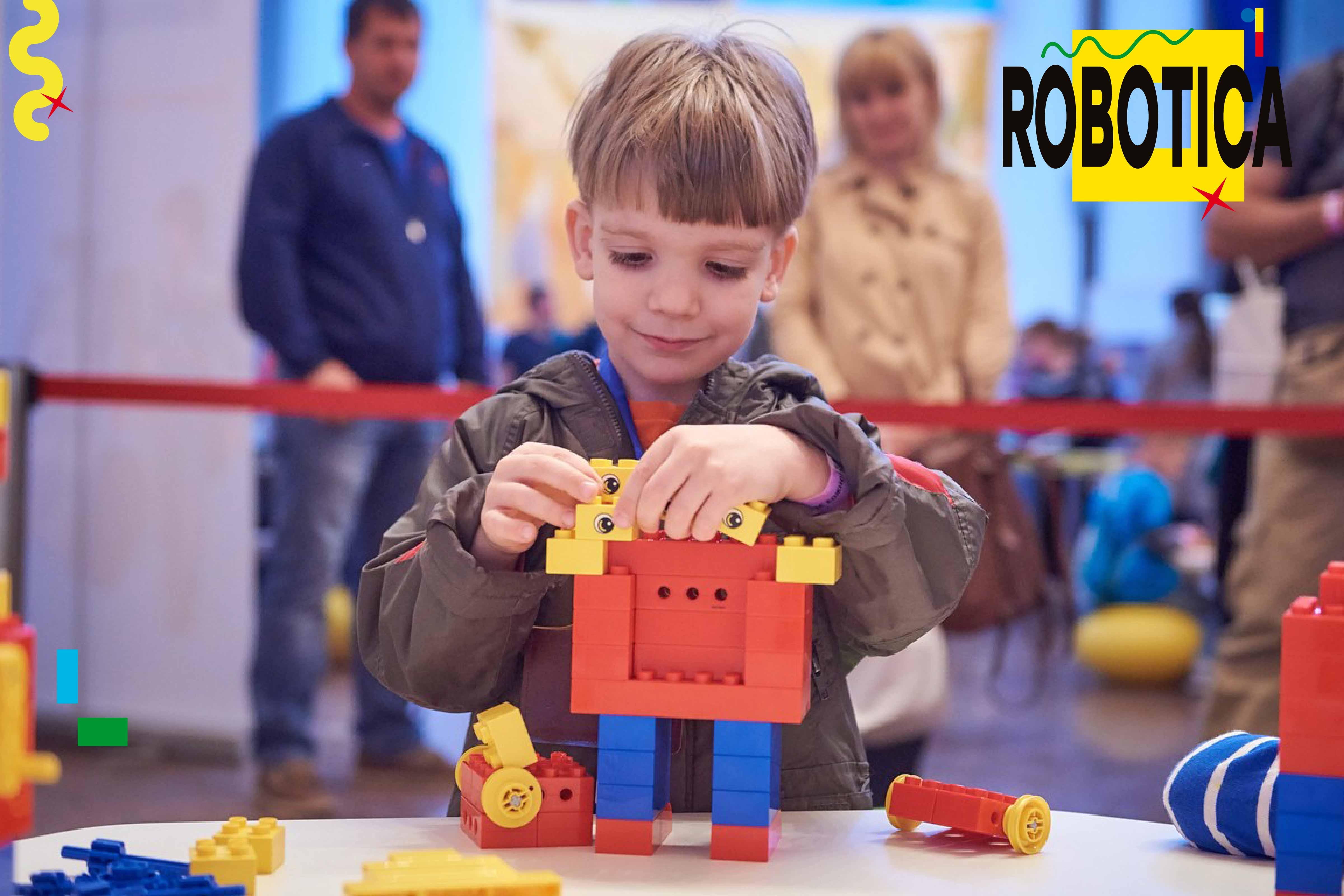 10 причин посетить семейный фестиваль ROBOTICA