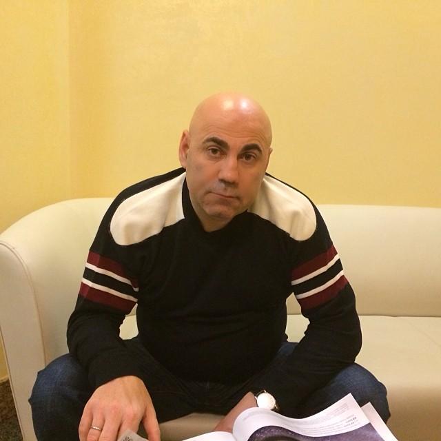 Российский продюсер Иосиф Пригожин
