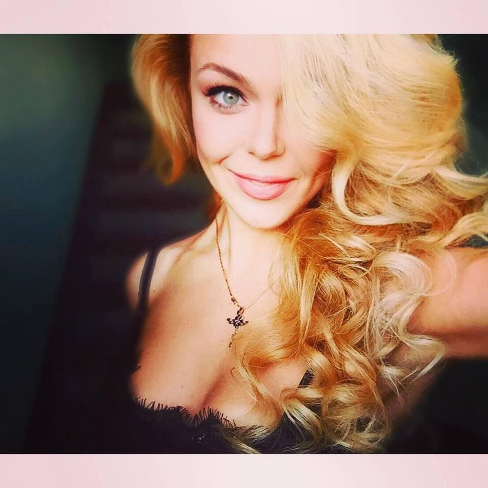 Певица Алина Гросу призналась, что предпочитает профессиональному уходу домашний