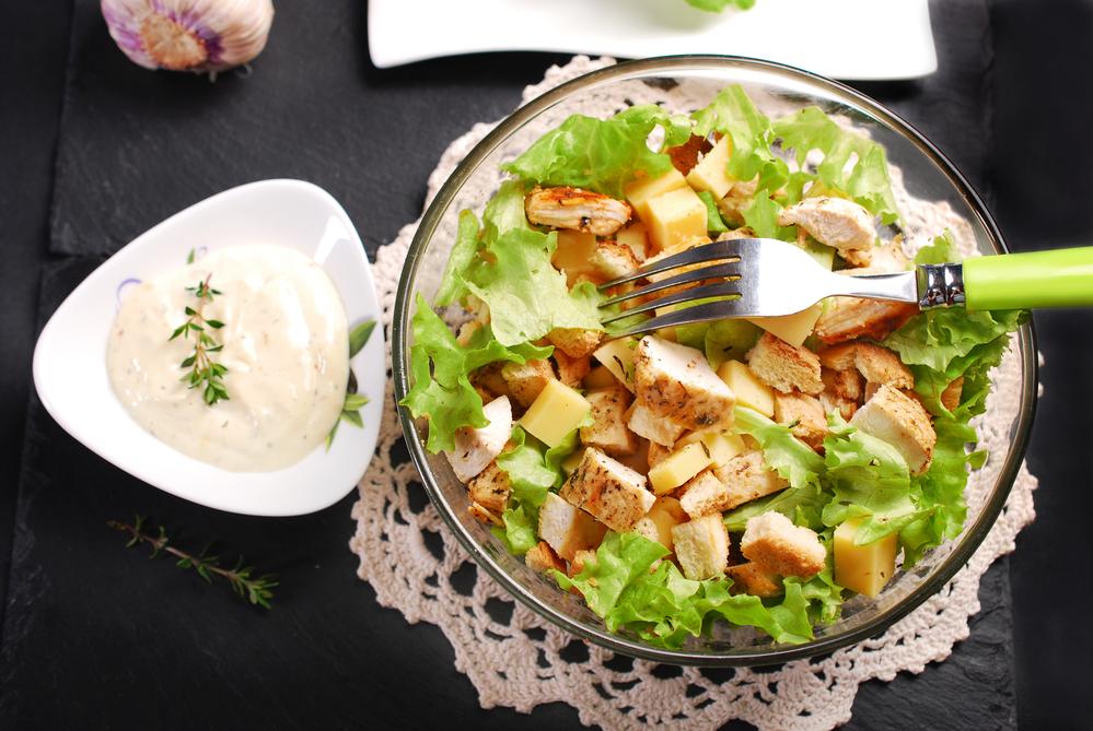 Как сделать соус для салата