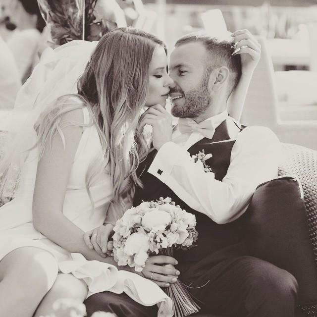 Денис и Светлана отправятся в медовый месяц в путешествие по странам Европы