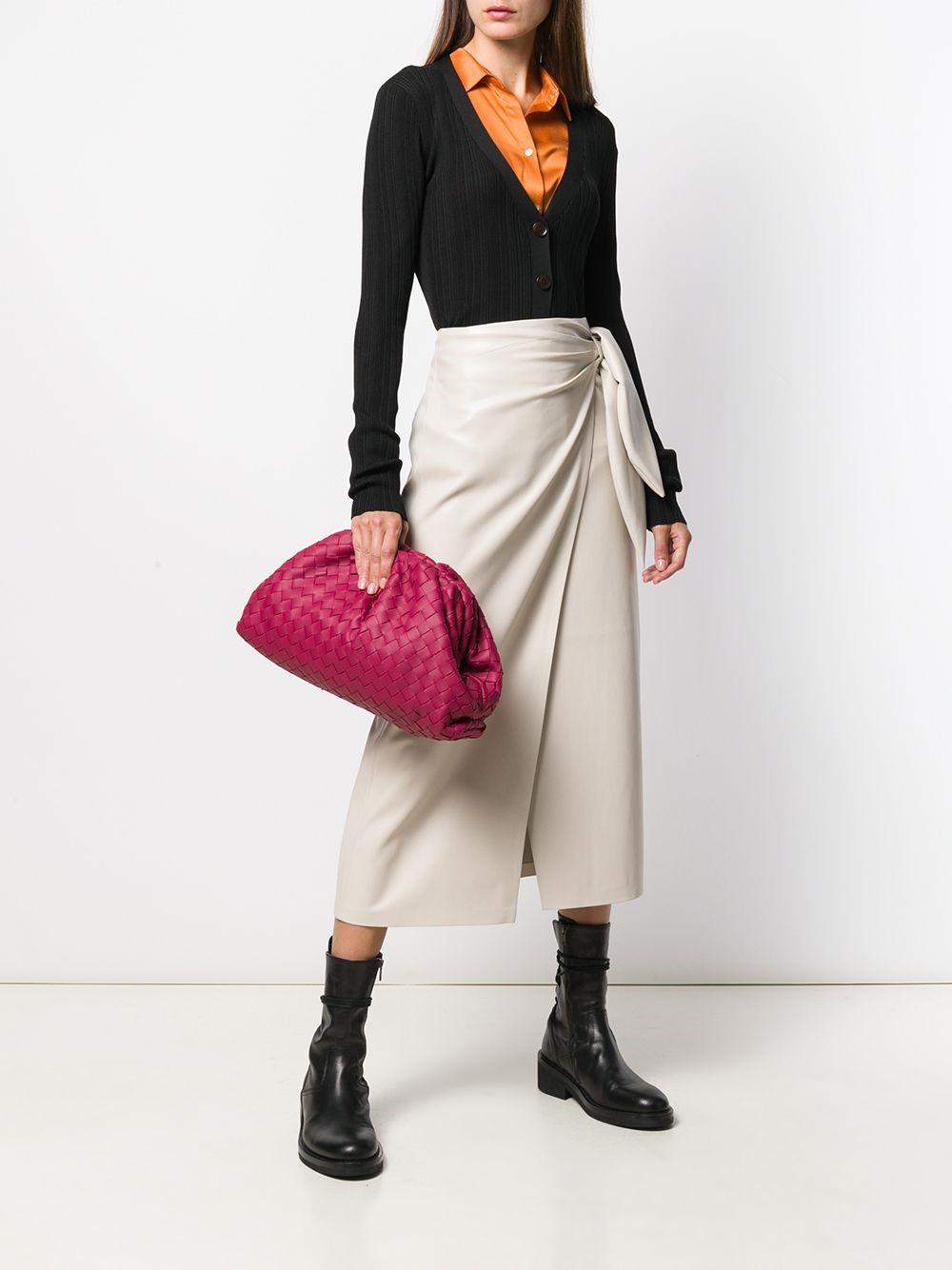 Модные форматы сумок на 2020 год: Мягкая кожа