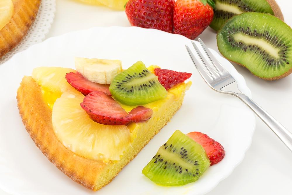 Рецепт приготовления фруктового салата с йогуртом