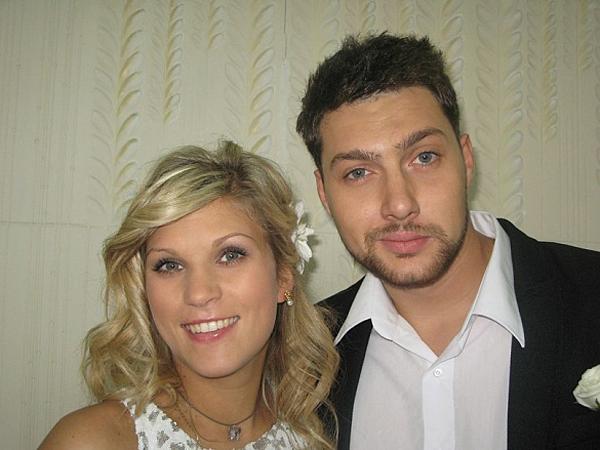 Фото со свадьбы Кензова