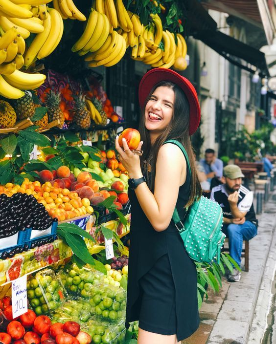 Сочетание фруктов: главные принципы