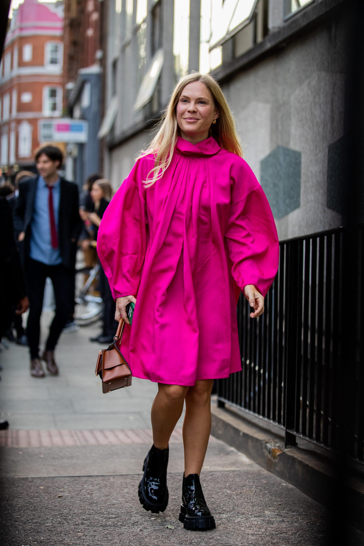Как одеваются жительниц самых модных городов мира: Лондон