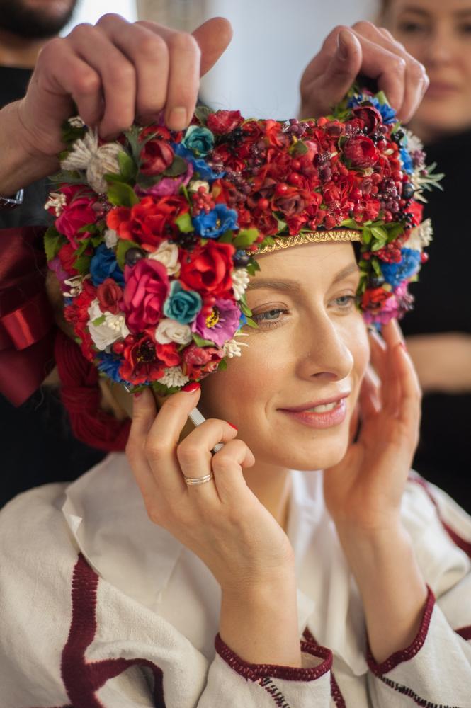 Актриса Студии Квартал 95 Елена Кравец