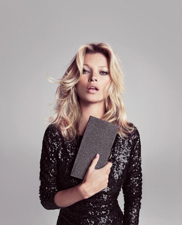СУпермодель Кейт Мосс станет приглашенным редактором британского Vogue