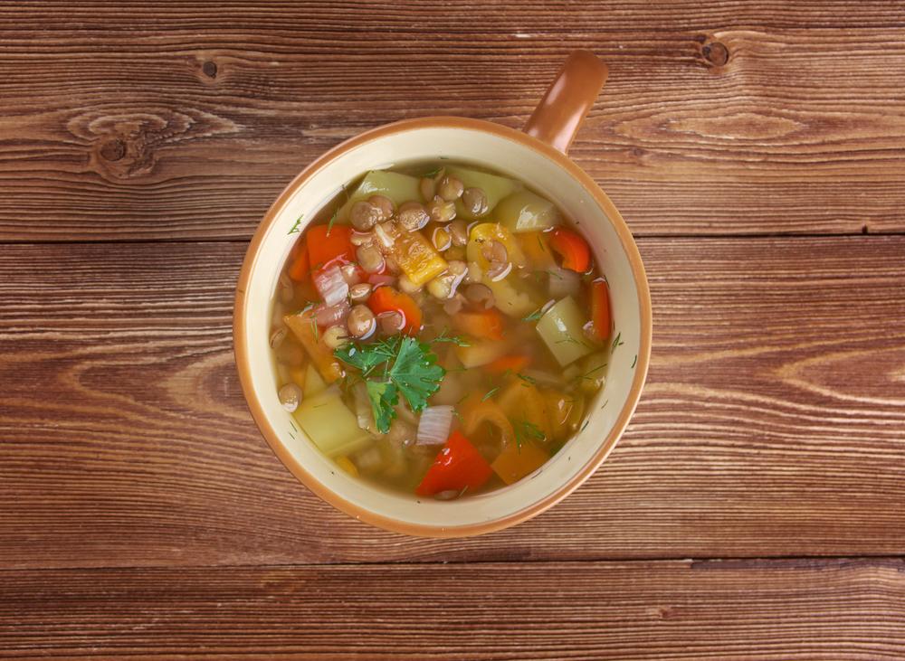 Суп из бычков в томате рецепт