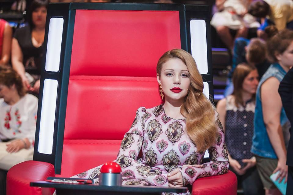 Певица Тина Кароль в легендарном платье от Dolce&Gabbana