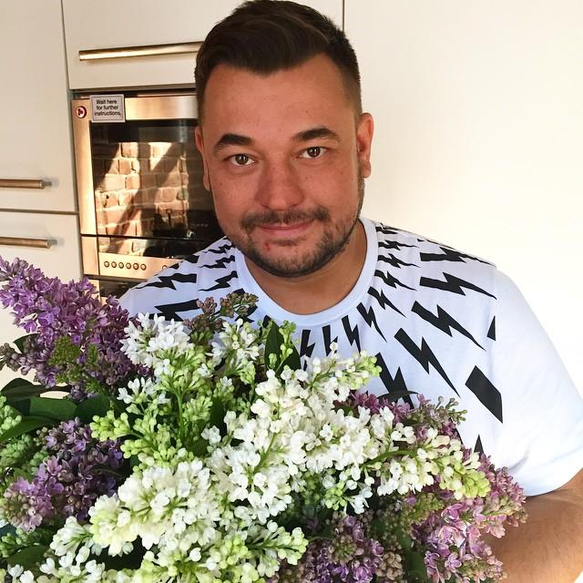Сергей Жуков, солист группы Руки Вверх