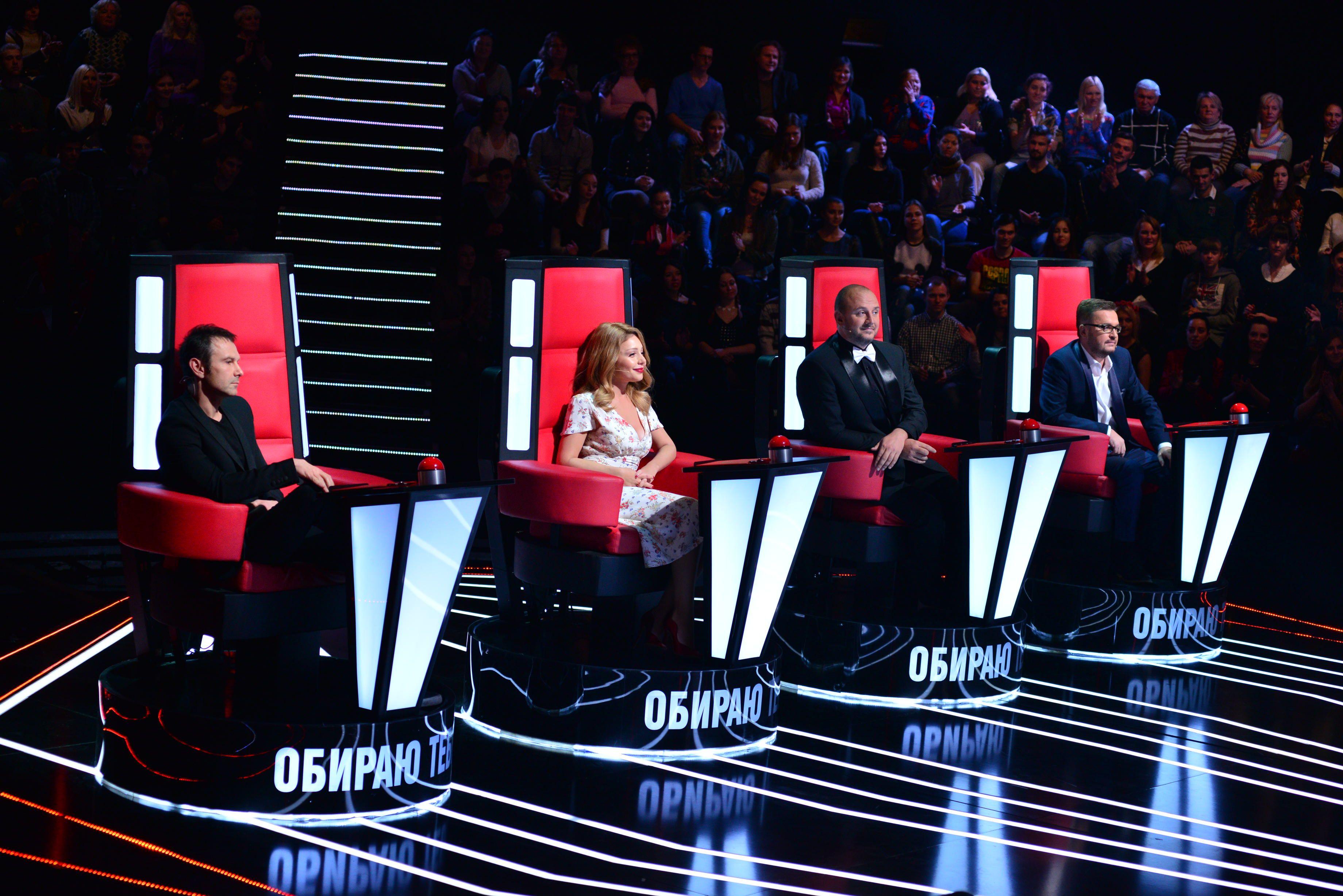 Голос країни 6: стали известны имена ведущих главного вокального шоу Украины