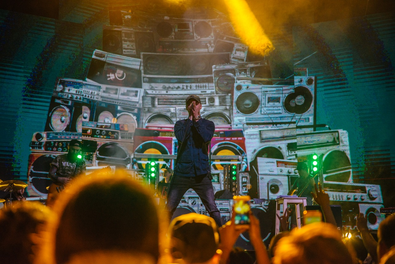 Бумбокс даст необычный концерт на арт-заводе