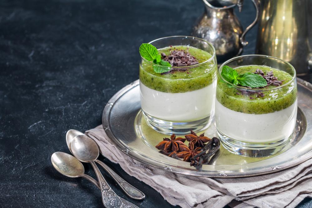 десерт в желе рецепты с фото