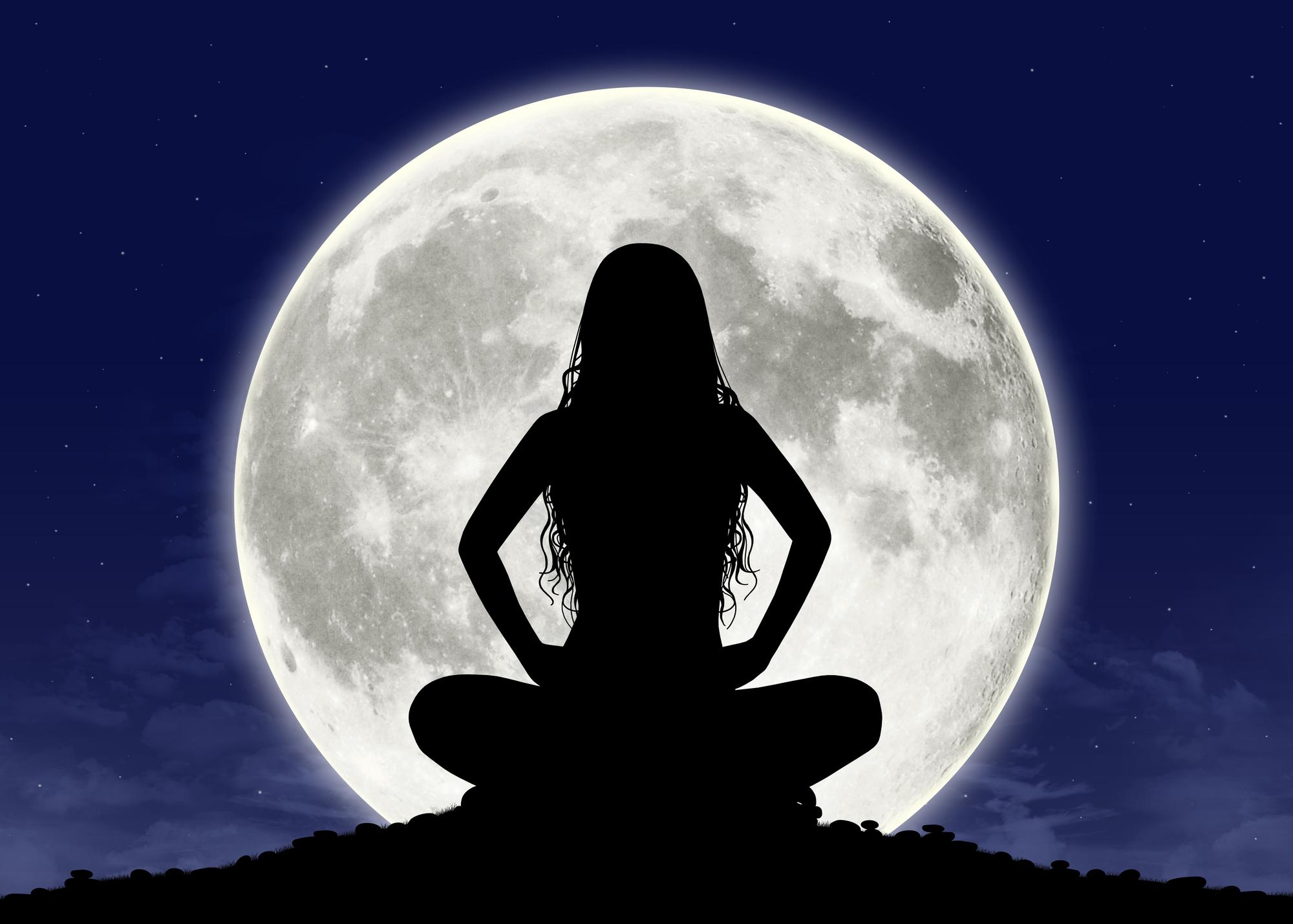 Лунный календарь на июль 2019: когда новолуние и полнолуние
