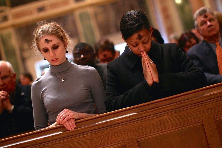 Начало Великого поста у западных христиан: Что следует знать