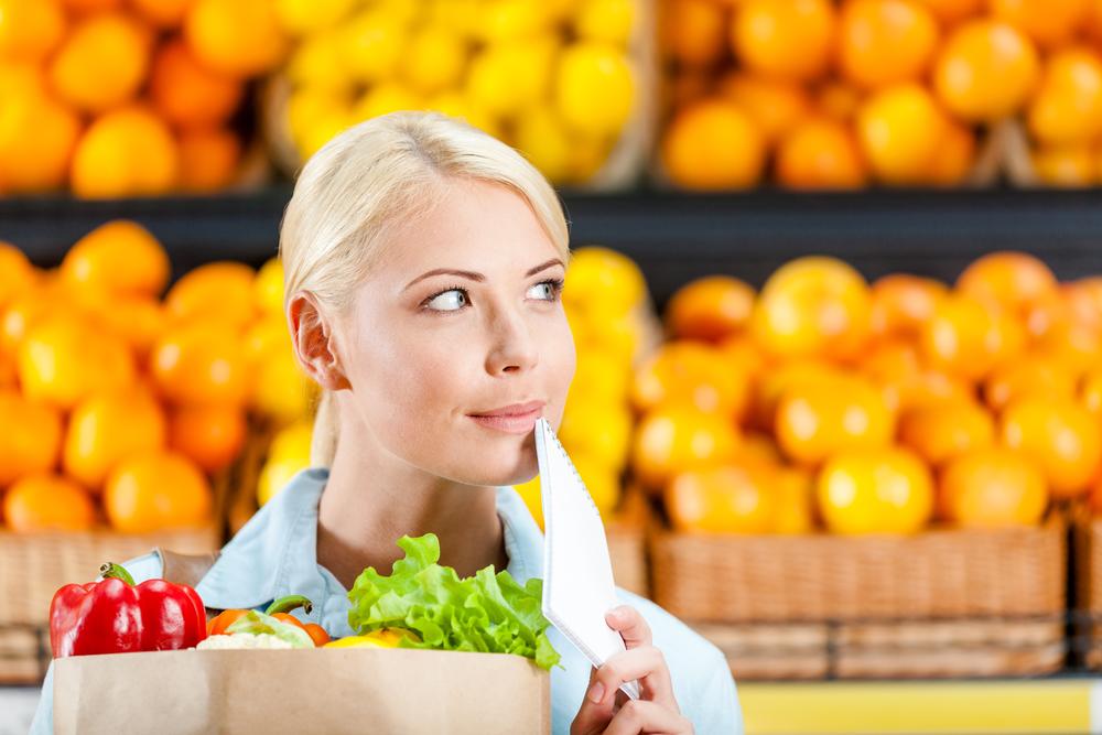 Продукты, которые выводят токсины из организма