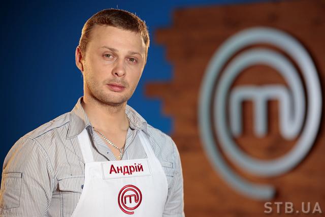 МастерШеф 5: Андрей Дмитренко