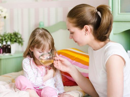 Как сбить ацетон у ребенка