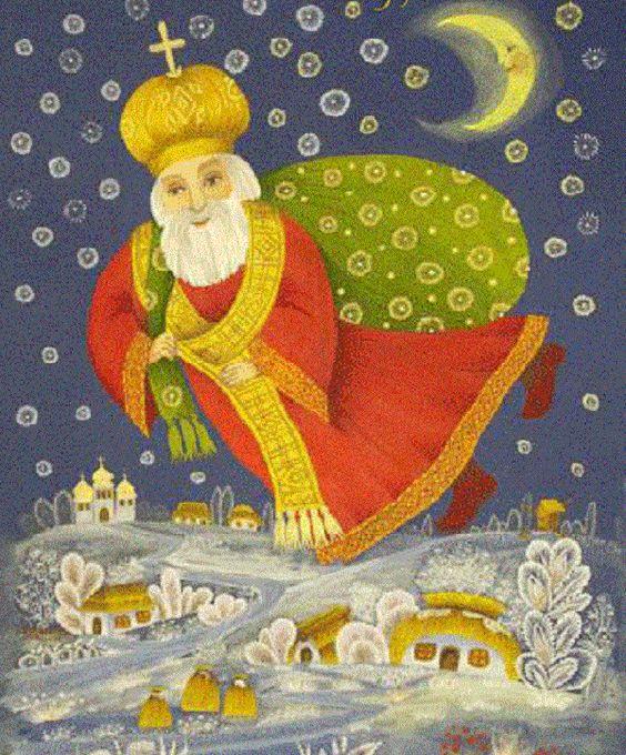 Кто такой Святой Николай