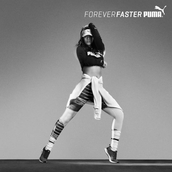Рианна выпустила первую кампанию для Puma как креативный директор