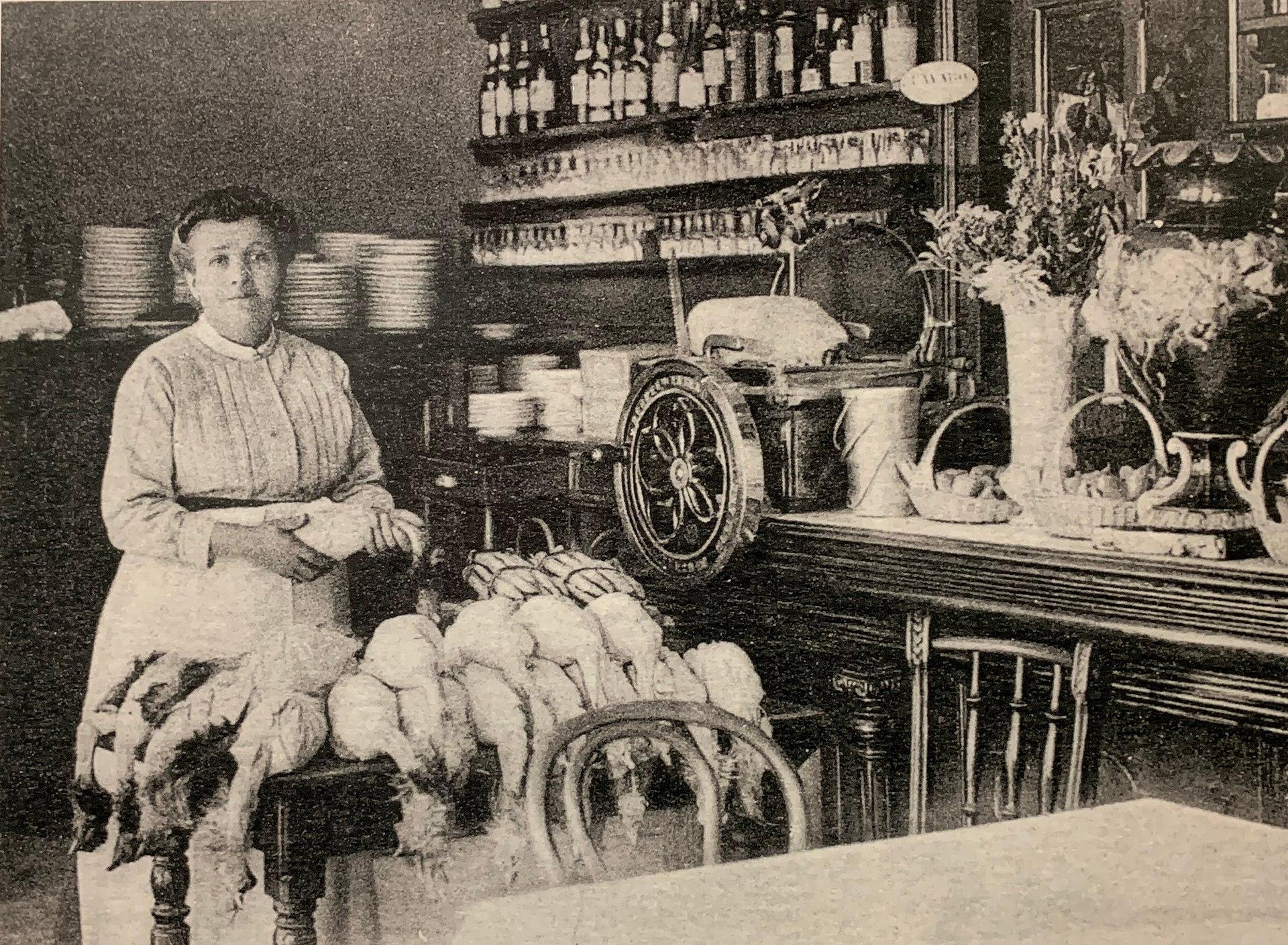 Франсуаза Файоль и ее знаменитые пулярки
