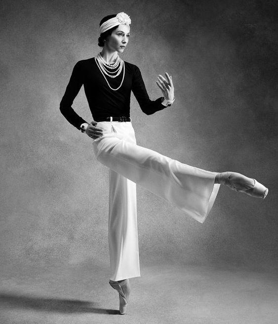 Искусство стиля от Коко Шанель