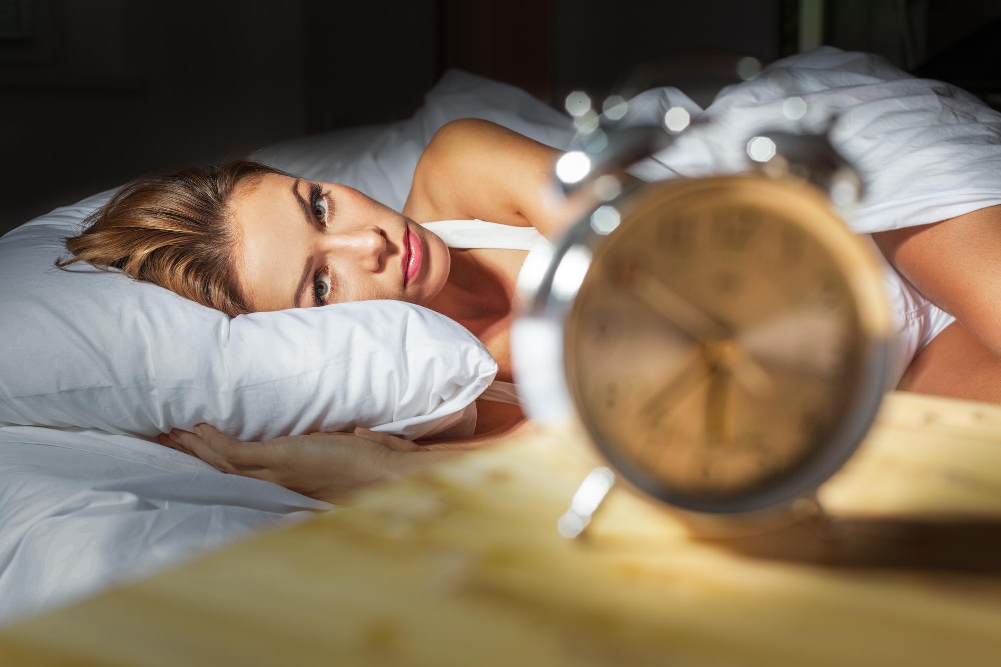 Вопрос-ответ: Почему вы просыпаетесь среди ночи