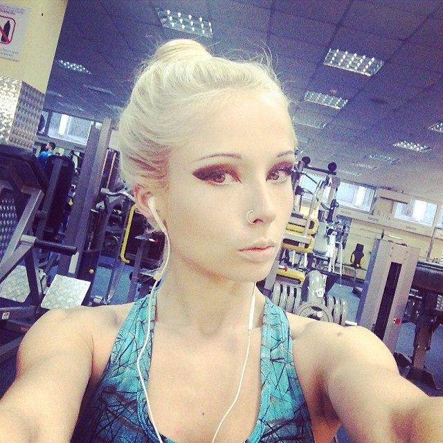 девушка кукла барби валерия лукьянова фото