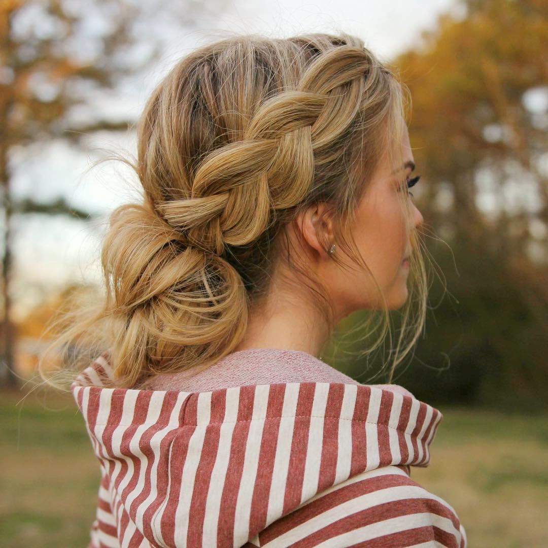 В межсезонье волосы становятся более ломкими